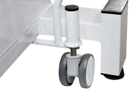 Retractable casters (EUR 87,50)