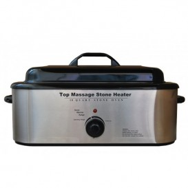 Massage stone heater 18l